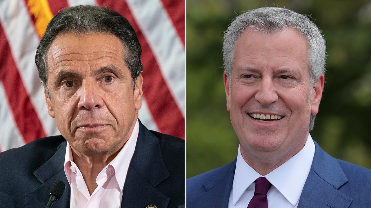 Melissa Francis slams NY leadership: Cuomo blew it, De Blasio an 'incredible hypocrite'
