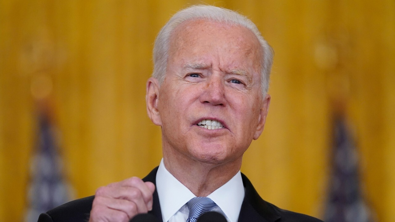 Biden's botched Afghanistan withdrawal fortifies the Taliban's power