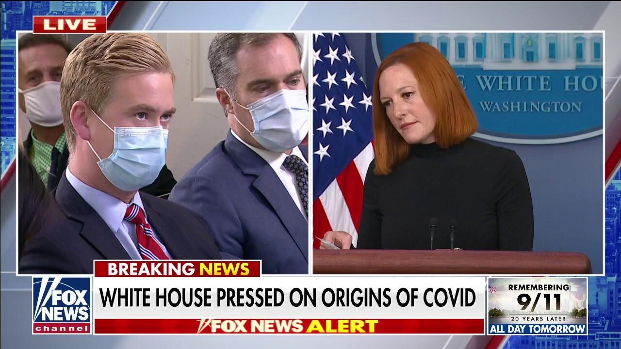 Fox News presses Psaki on COVID-19 vaccine requirements for migrants