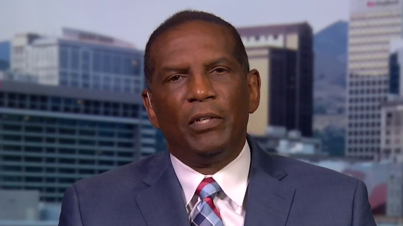 Burgess Owens calls out Democrat party: You have 'evil' being done by your leadership