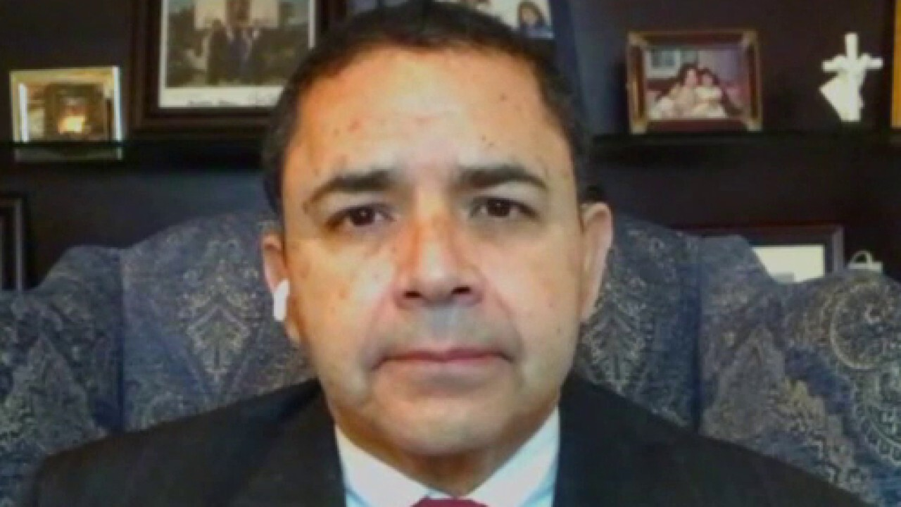 Rep. Cuellar: Trump 'incited' folks to stop certification of electoral votes at Capitol