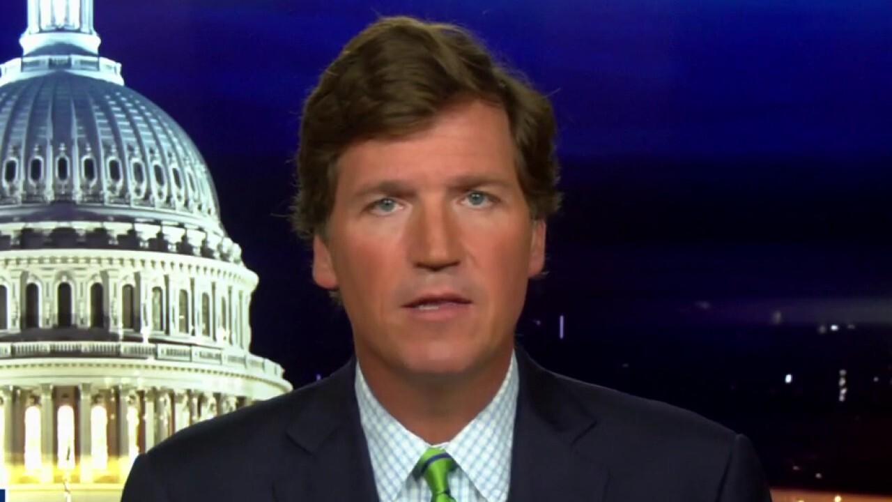 Tucker Carlson: The left doesn't want Biden to debate Trump