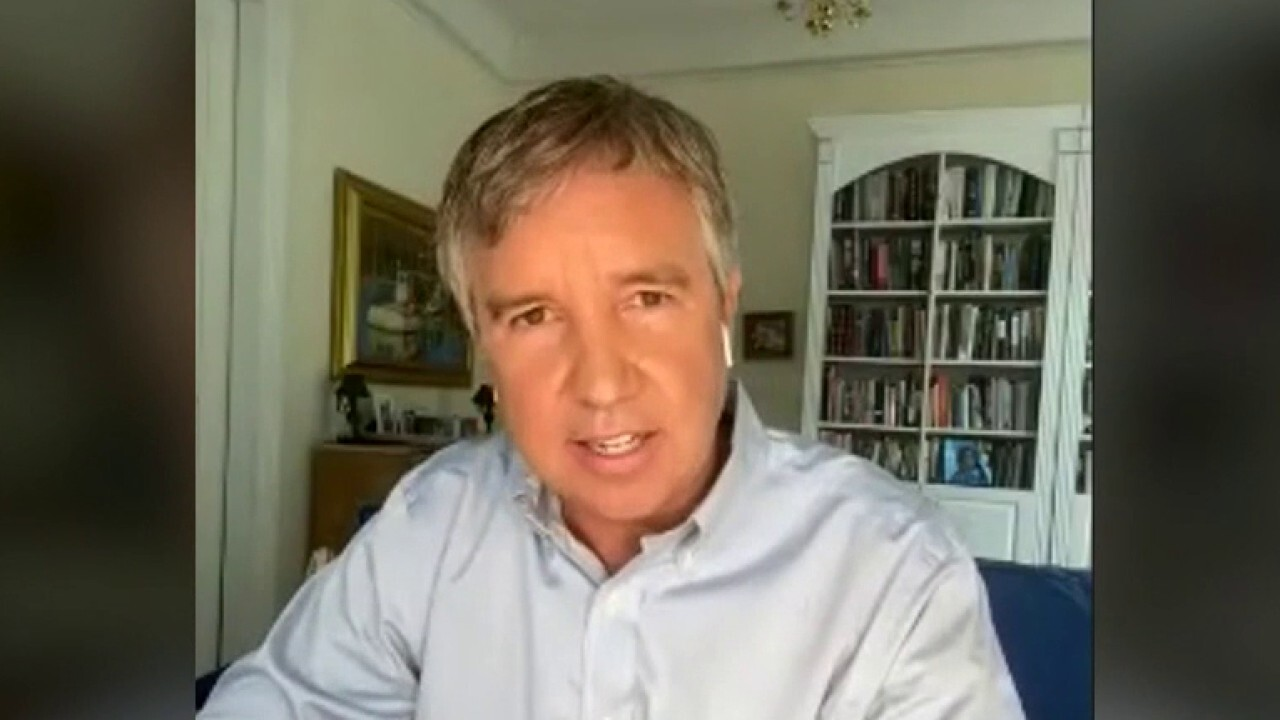 Douglas Kennedy on supporting the release of his father's killer
