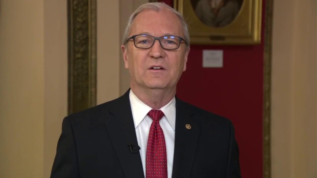 Sen. Cramer: Pelosi interrupting stimulus negotiations with 'Disney World wish list'