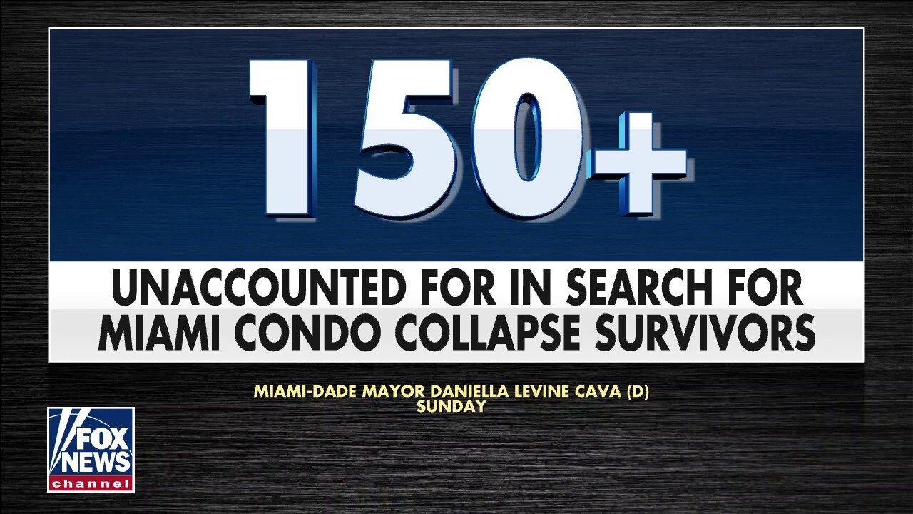 What are new challenges facing Miami condo collapse rescuers?