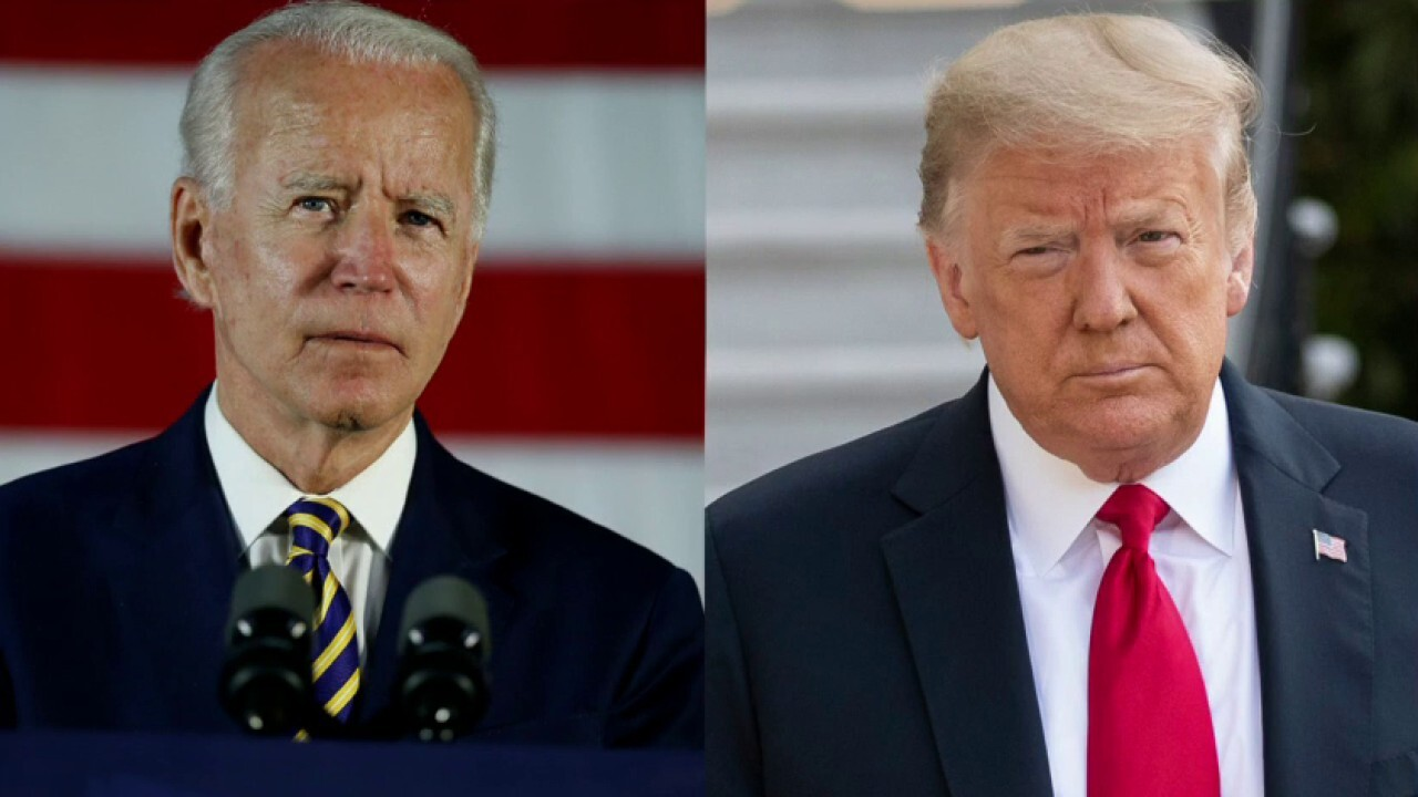 Trump hits Biden for holding no public events for the day, slams him as 'low energy'