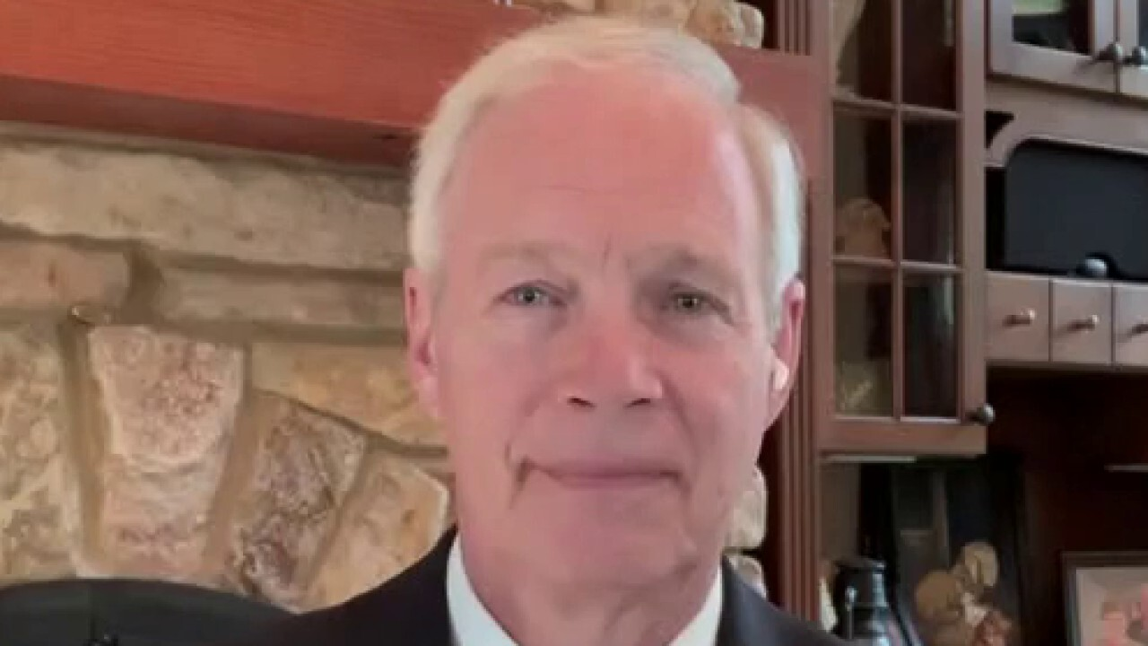 Sen. Ron Johnson is calling on FBI Director Christopher Wray to confirm or deny details regarding a laptop said to have belonged to Democratic presidential nominee Joe Biden's son Hunter Biden.