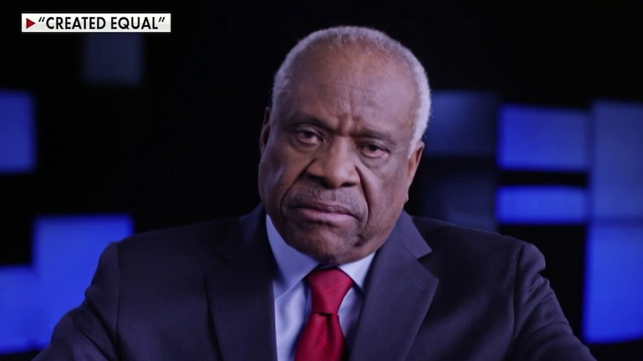 Clarence Thomas issues timely warning in new documentary amid Biden allegations