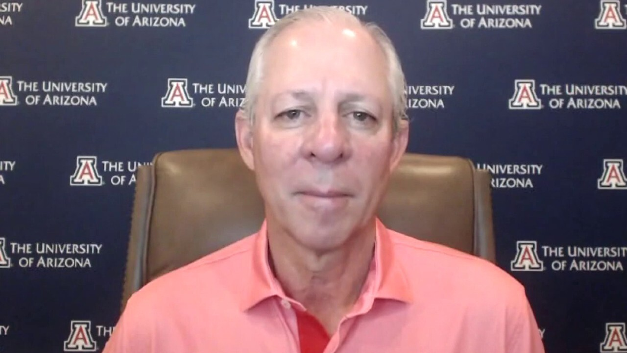 University of Arizona president says surge in COVID-19 cases threatens fall campus reopening
