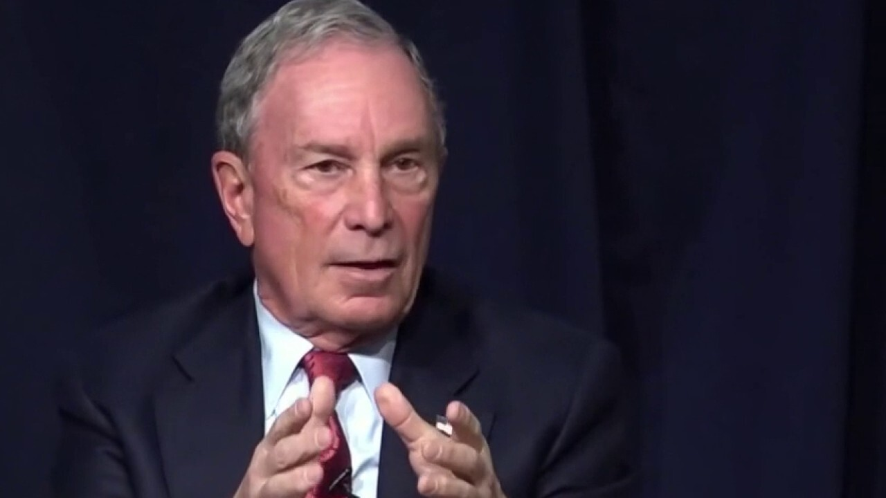 2020 Democrats hammer Mike Bloomberg with oppo research