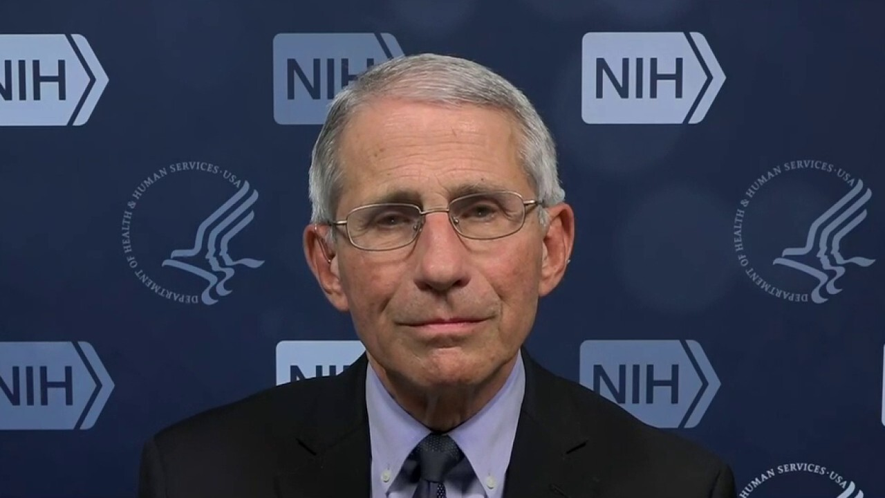 Dr. Anthony Fauci says it will be weeks before we see effect of efforts to combat coronavirus