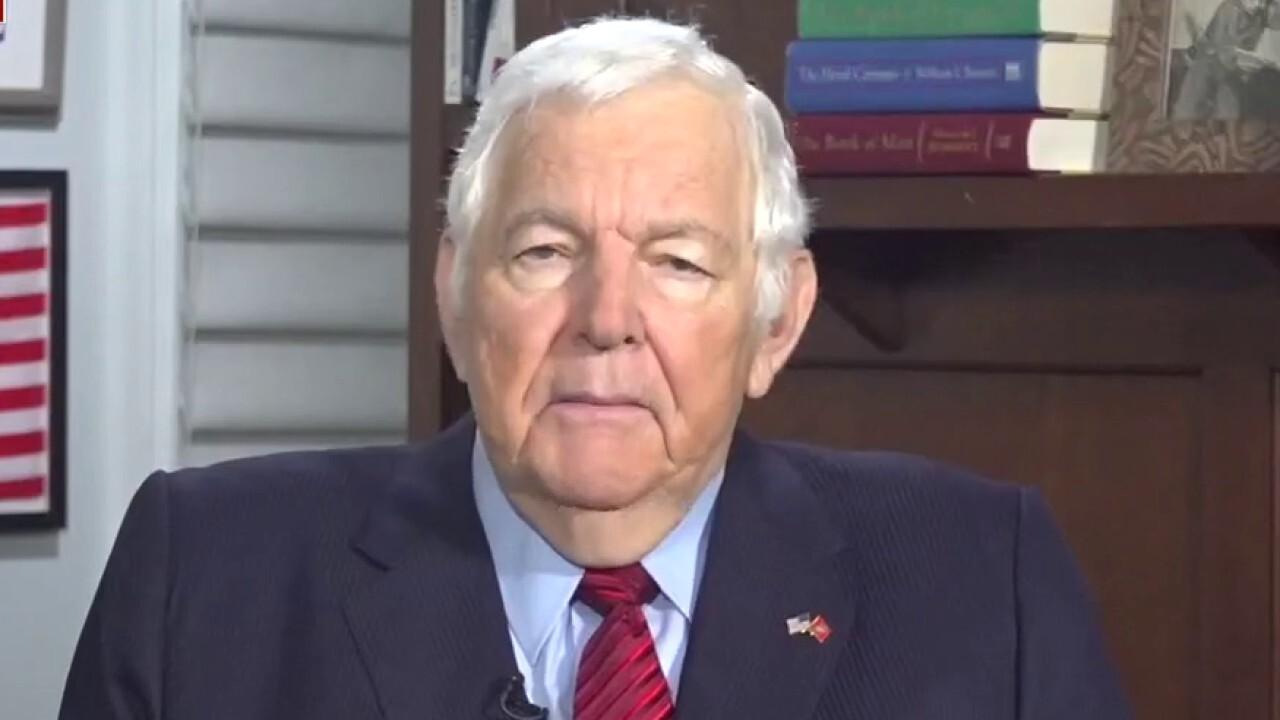 Bill Bennett on criticism over Biden's first trip abroad