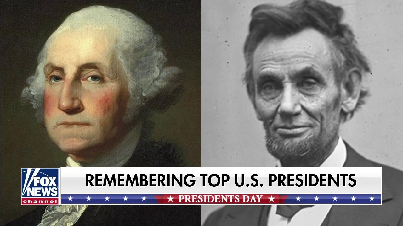 Remembering the top US presidents