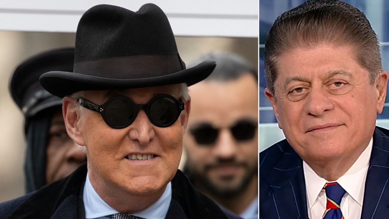 Napolitano: Roger Stone retrial possible but 'extremely unlikely'
