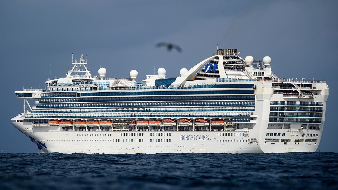 Cruise ship with passengers testing positive for coronavirus to dock amid local pushback
