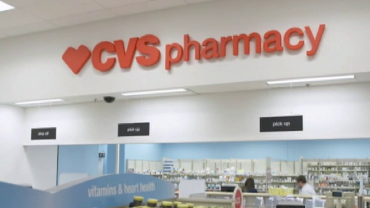 CVS requiring customers to wear a face covering at all locations
