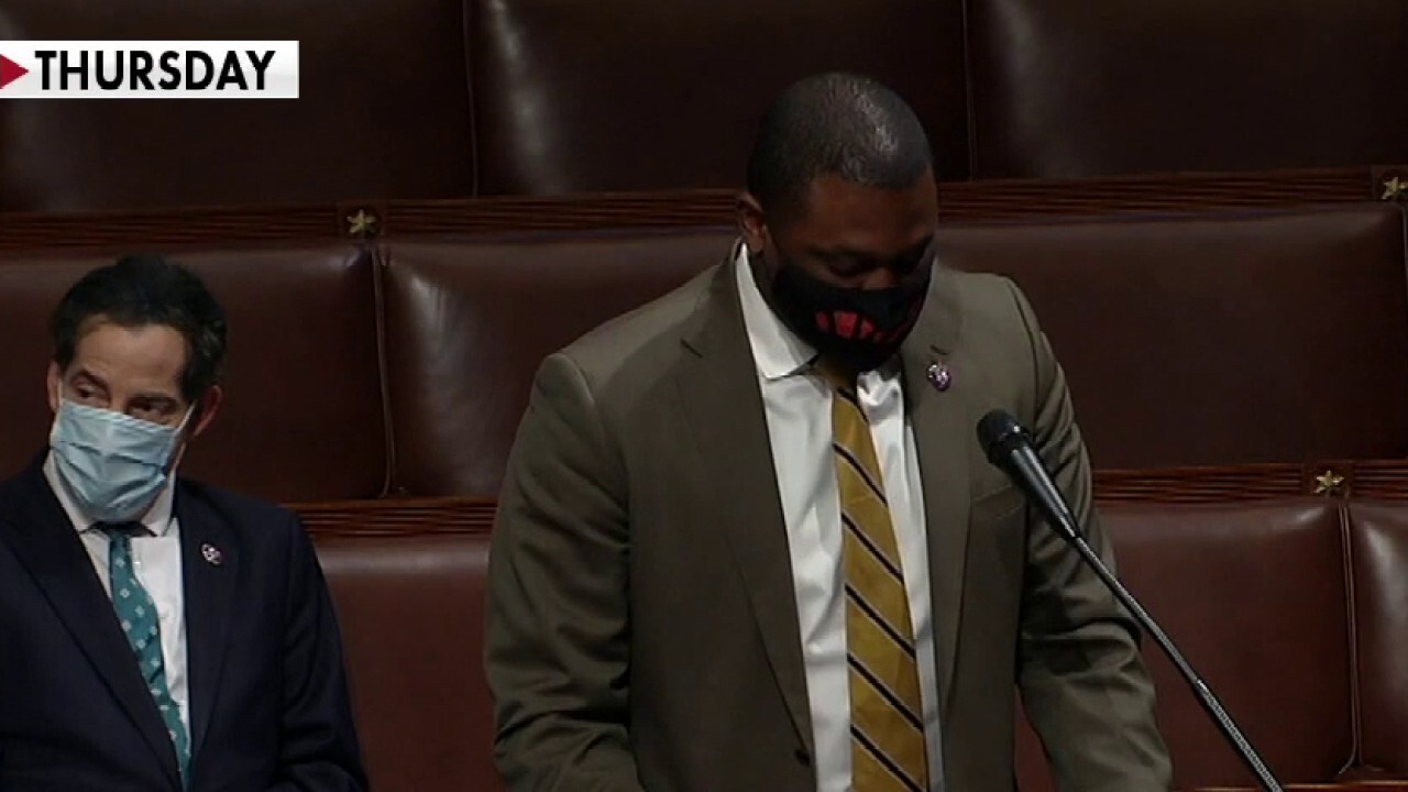 Rep. Mondaire Jones calls GOP's objections to DC statehood 'racist trash'