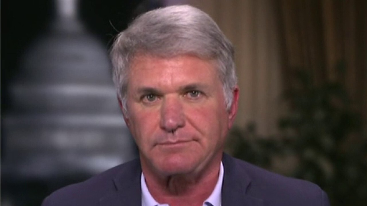 Rep. Michael McCaul on growing tensions with China