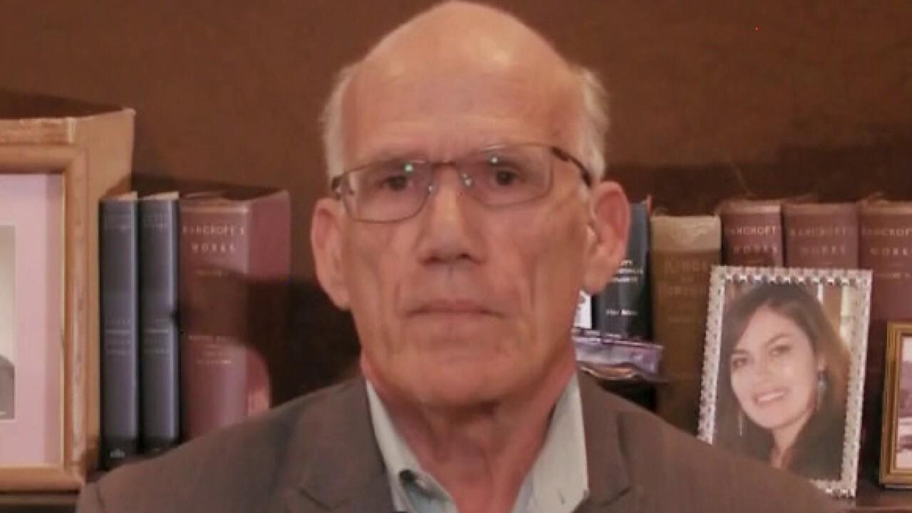 Victor Davis Hanson: America is suffering from 'prolonged adolescence'