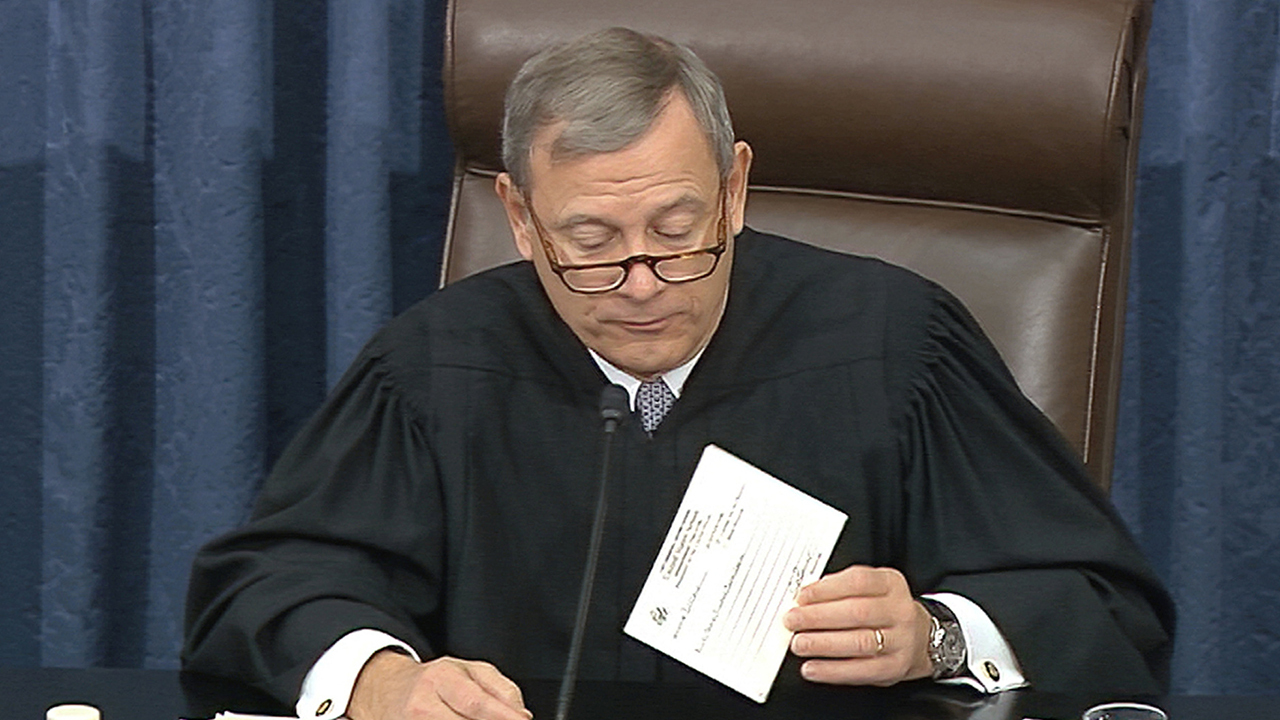 Impeachment trial roadmap: Senators ask questions ahead of possible witness vote