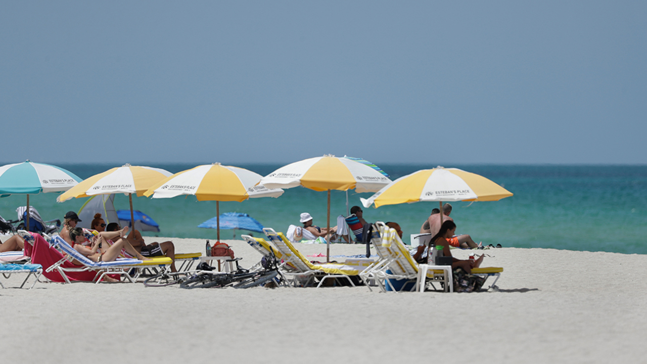 Miami Beach imposes $50 fines for anyone not wearing face covering in public spaces