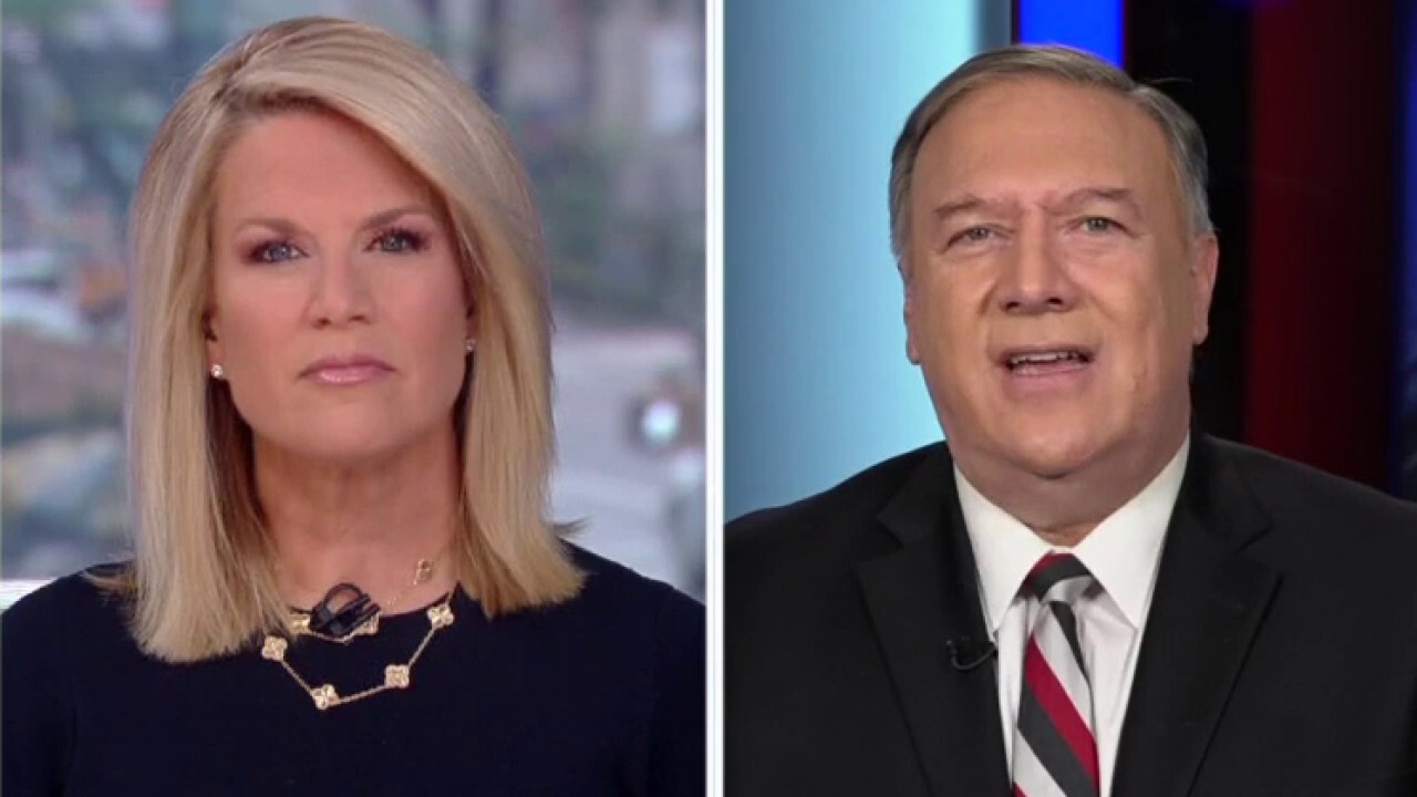 Pompeo slams Fauci as 'spouting Chinese Communist Party talking points'