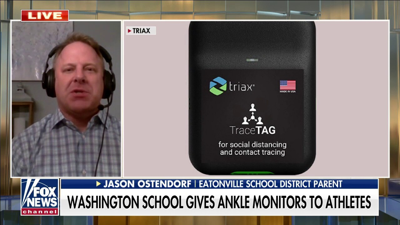 Ankle monitors for students to track coronavirus? Parents outraged