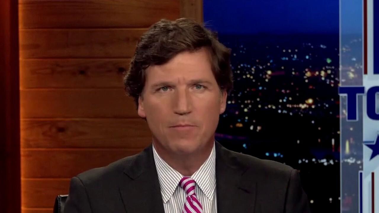 Tucker Carlson: CDC's mask logic doesn't make sense
