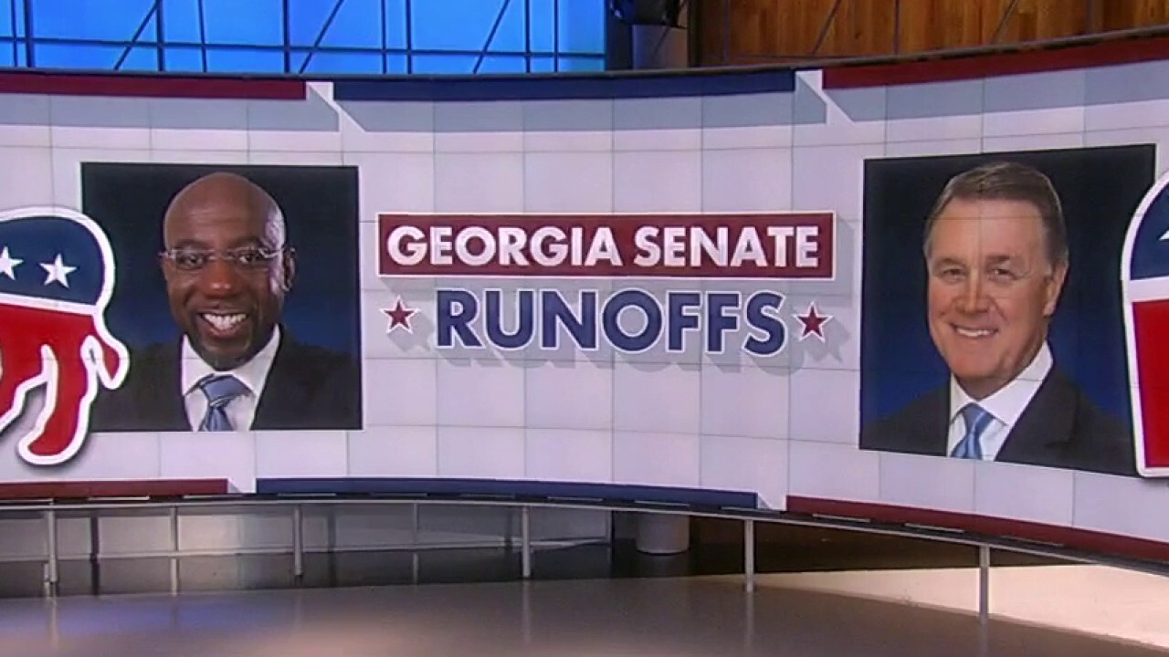 Georgia runoff races tighten as McConnell blocks $  2,000 checks to public