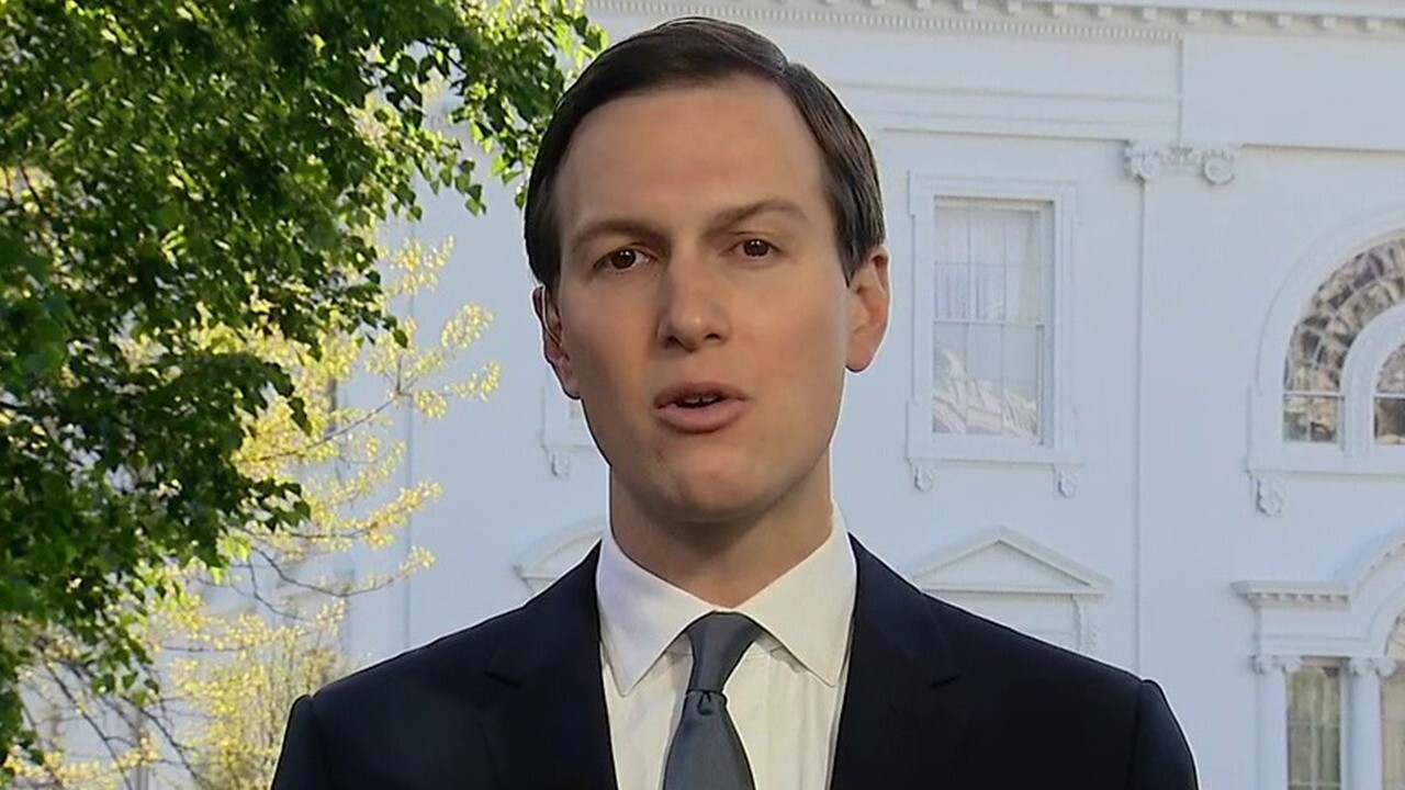 Kushner: I'm very confident we have all the testing we need to reopen the country