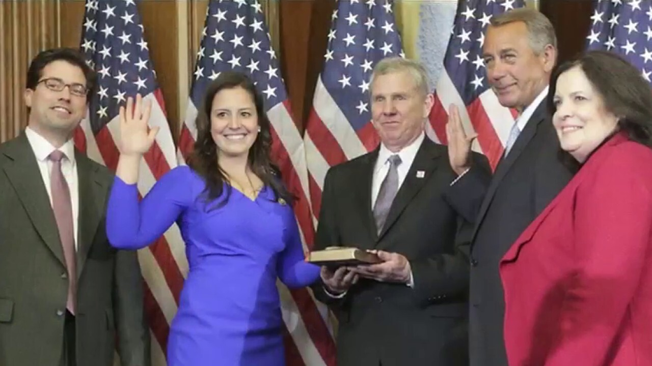 A day on Capitol Hill with rising Republican star Rep. Elise Stefanik