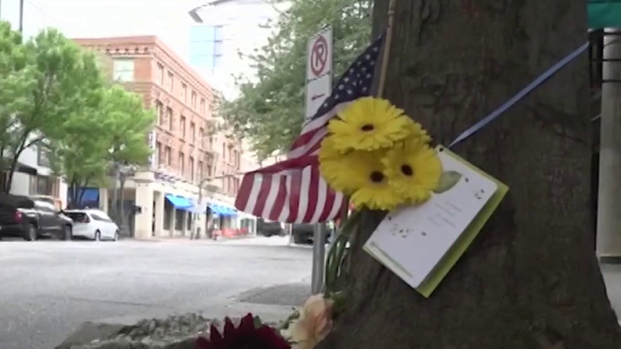 Portland authorities survey damage following four nights of unrest