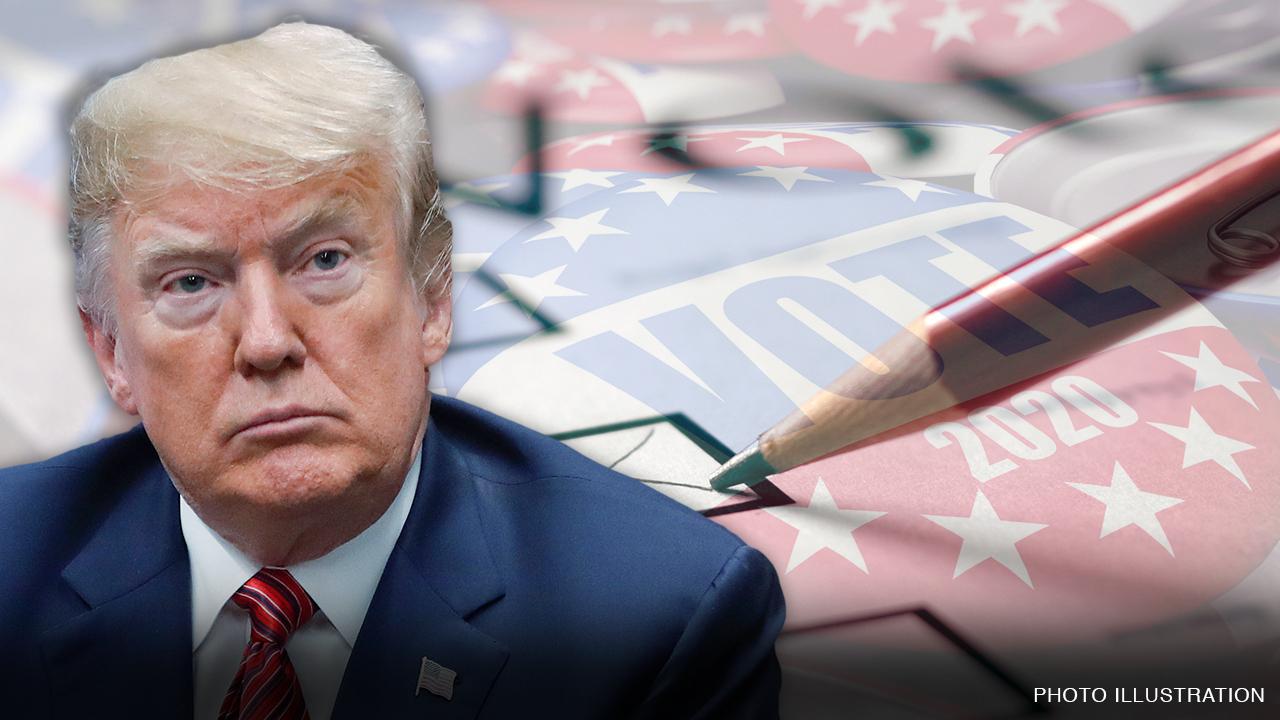 Trend: National polls show 2020 race tightening between Trump, Biden