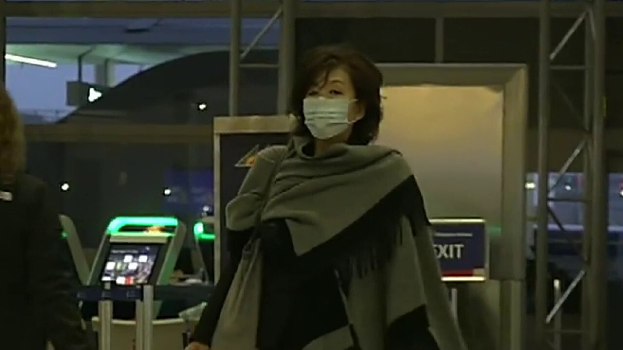 CDC warns against travel within the US