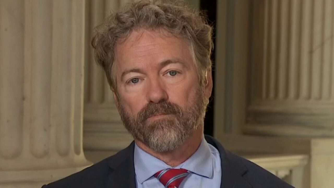 Sen. Rand Paul on delay in resolution of Michael Flynn case, questioning Dr. Anthony Fauci at Senate hearing
