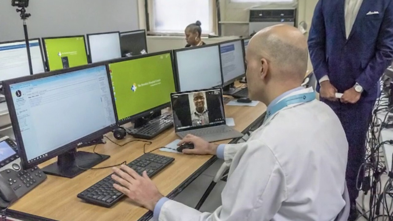 Demand for telehealth services soars during COVID-19 pandemic