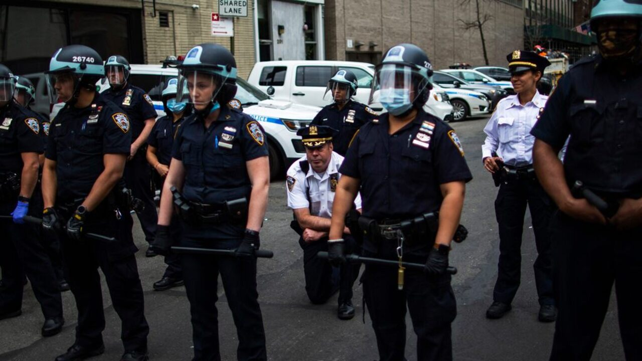 NYPD First Deputy Commissioner says this is how to get a better police force