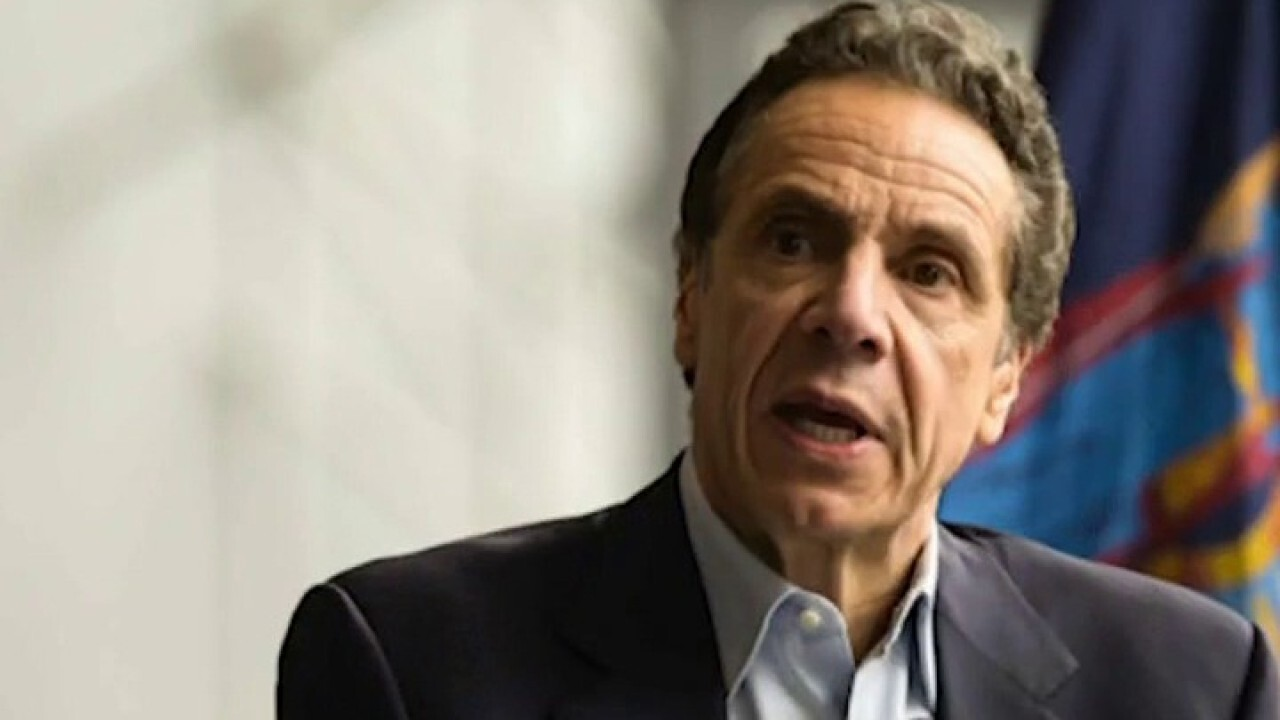 NYC councilman says Gov. Cuomo cancelling Thanksgiving gatherings 'underscores general hypocrisy by leaders'
