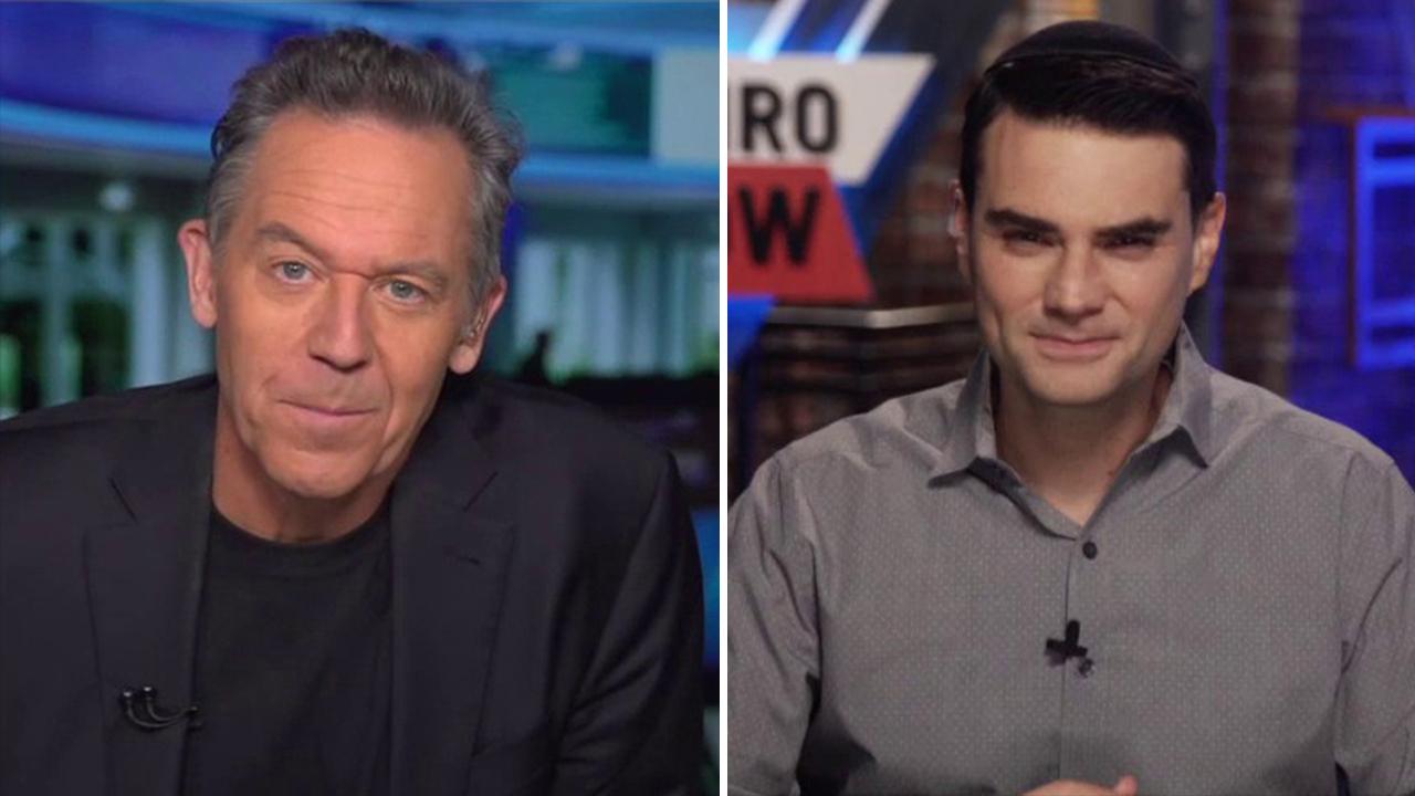 Greg Gutfeld, Ben Shapiro interview each other on their new books