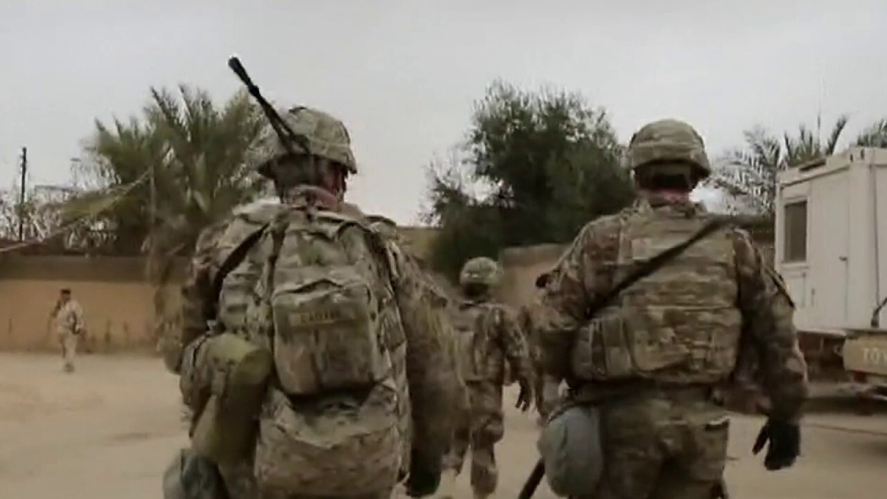 Trump to withdraw more US troops from Iraq