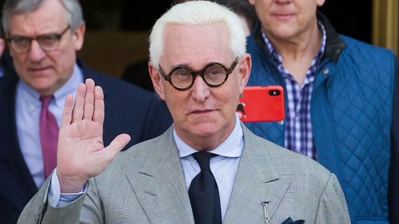 Gregg Jarrett: Trump right to commute Roger Stone's sentence – Stone committed no crime, was framed by Mueller