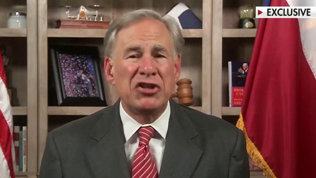 Gov. Abbott slams Biden, Dems for 'diminishing' true purpose of TX voting bill