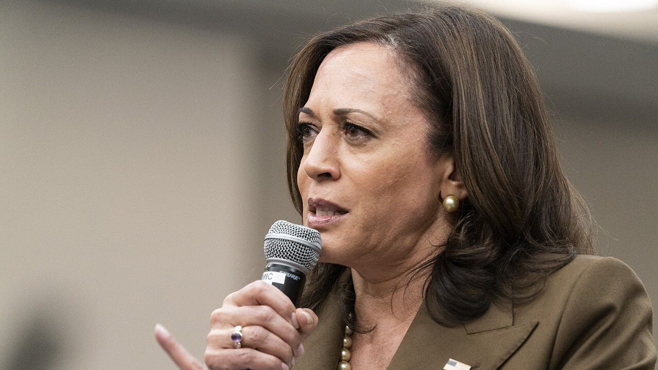 Leo Terrell on VP Harris' low approval rating