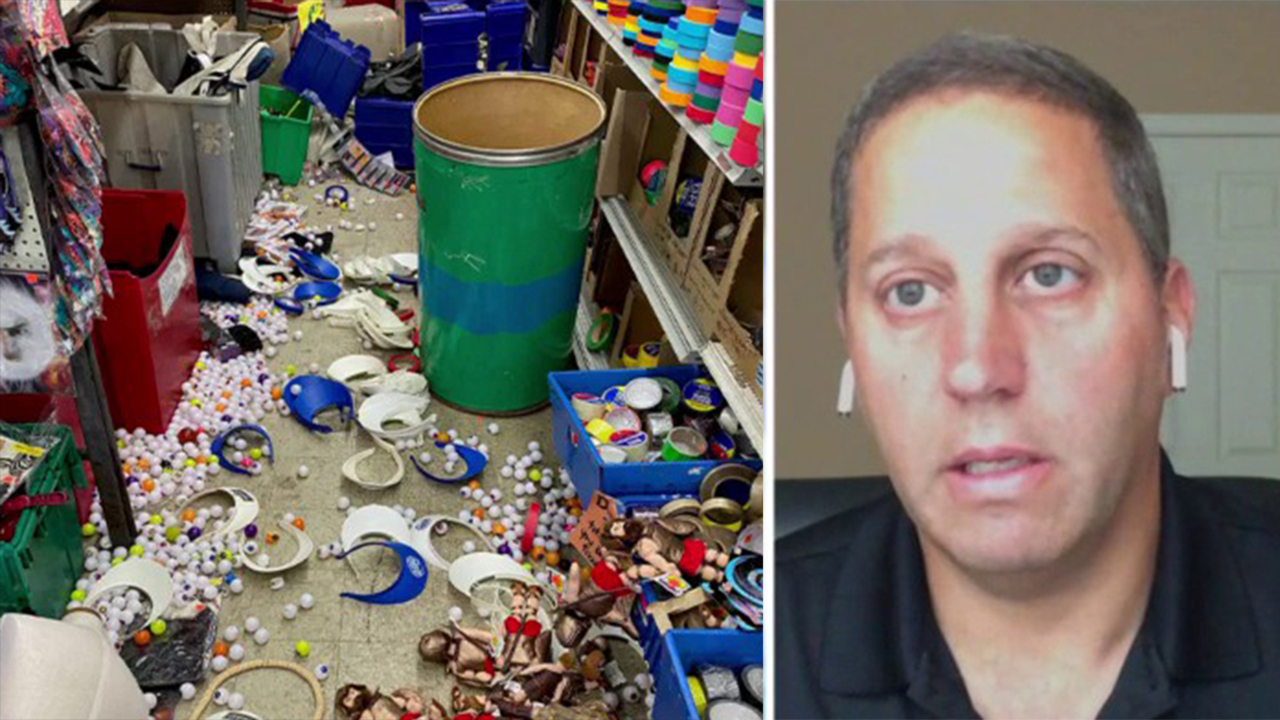 Minnesota small business owner on barricading himself in store bathroom when looters broke in