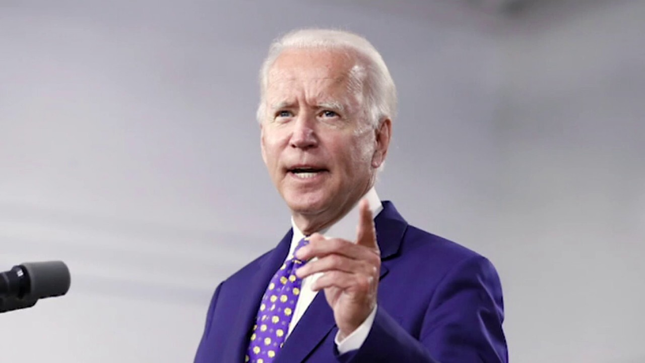 Biden: We need to de-escalate, not escalate