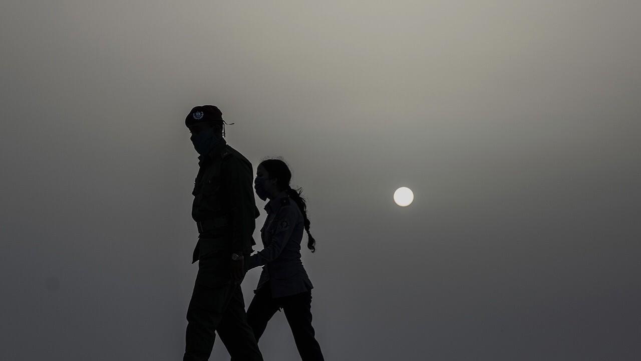 US bracing for Sahara dust storm cloud