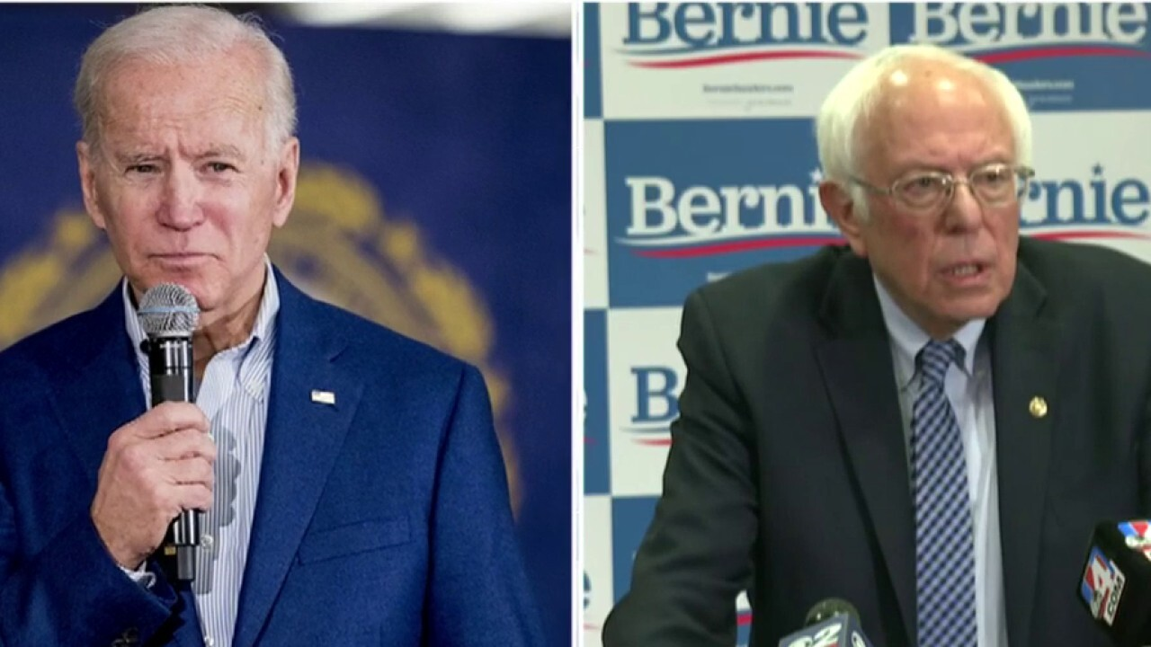 Will Bernie backers vote Biden or go 3rd party?