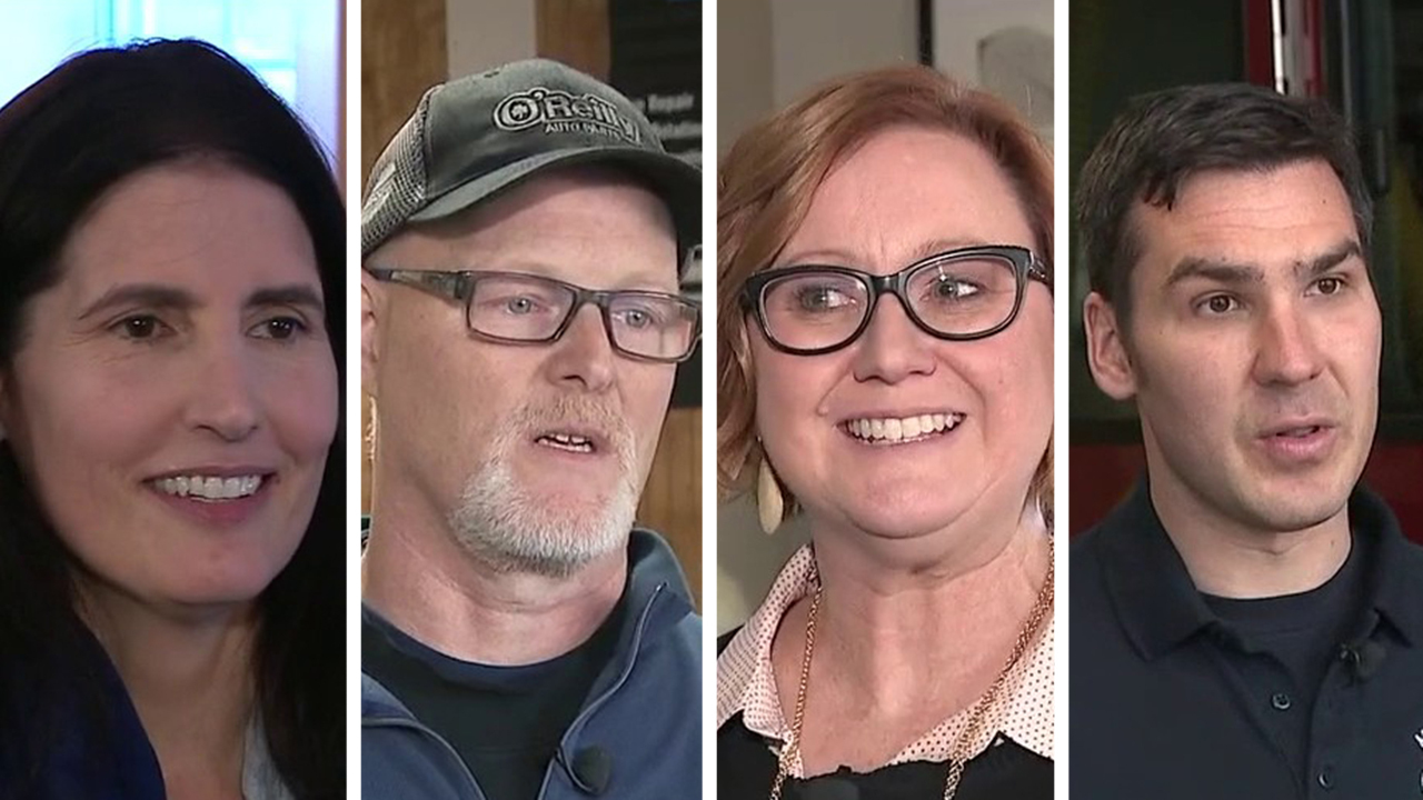 New Hampshire voters on the issues that matter to them
