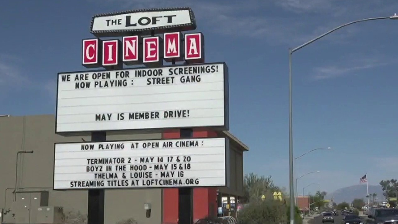 Movie theaters nationwide struggle to make post-pandemic comeback