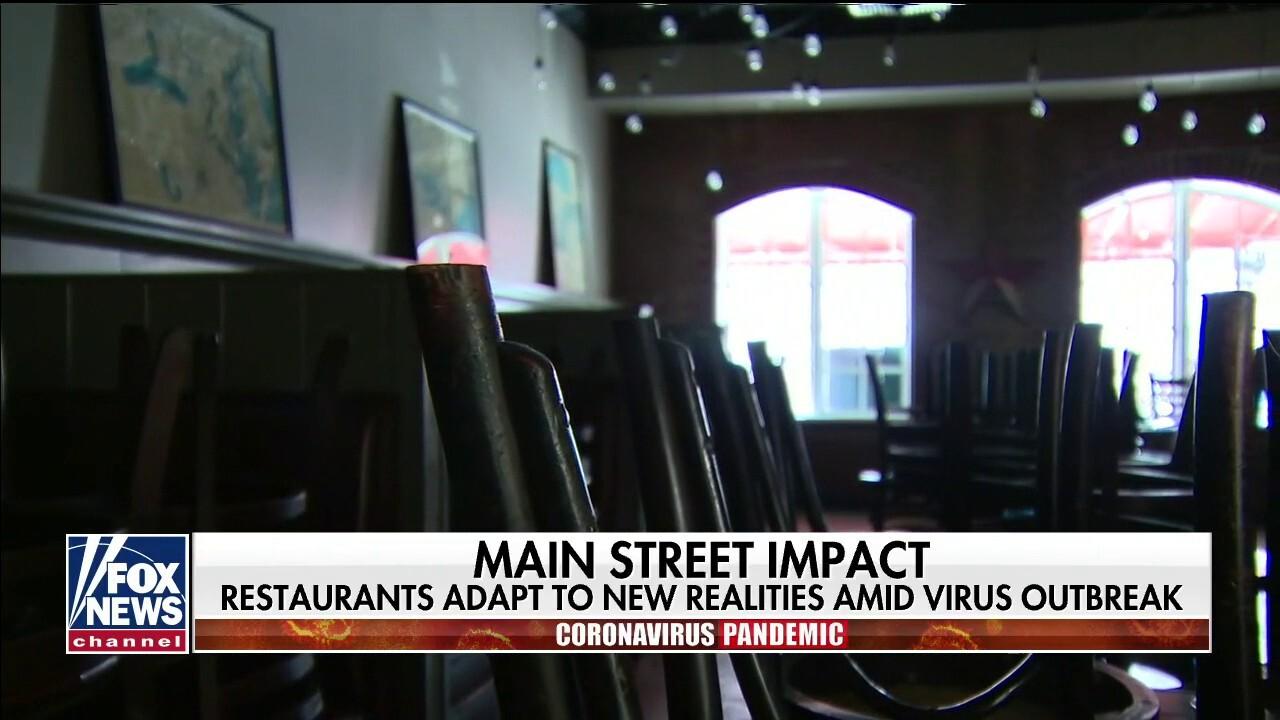 Restaurants call on Congress to ease financial burden amid COVID-19 crisis